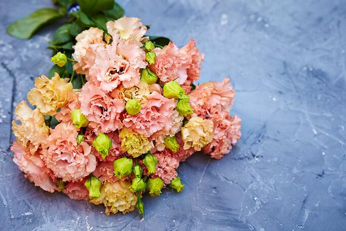 花束orアレンジメント 誕生花を使った人気のフラワーギフト