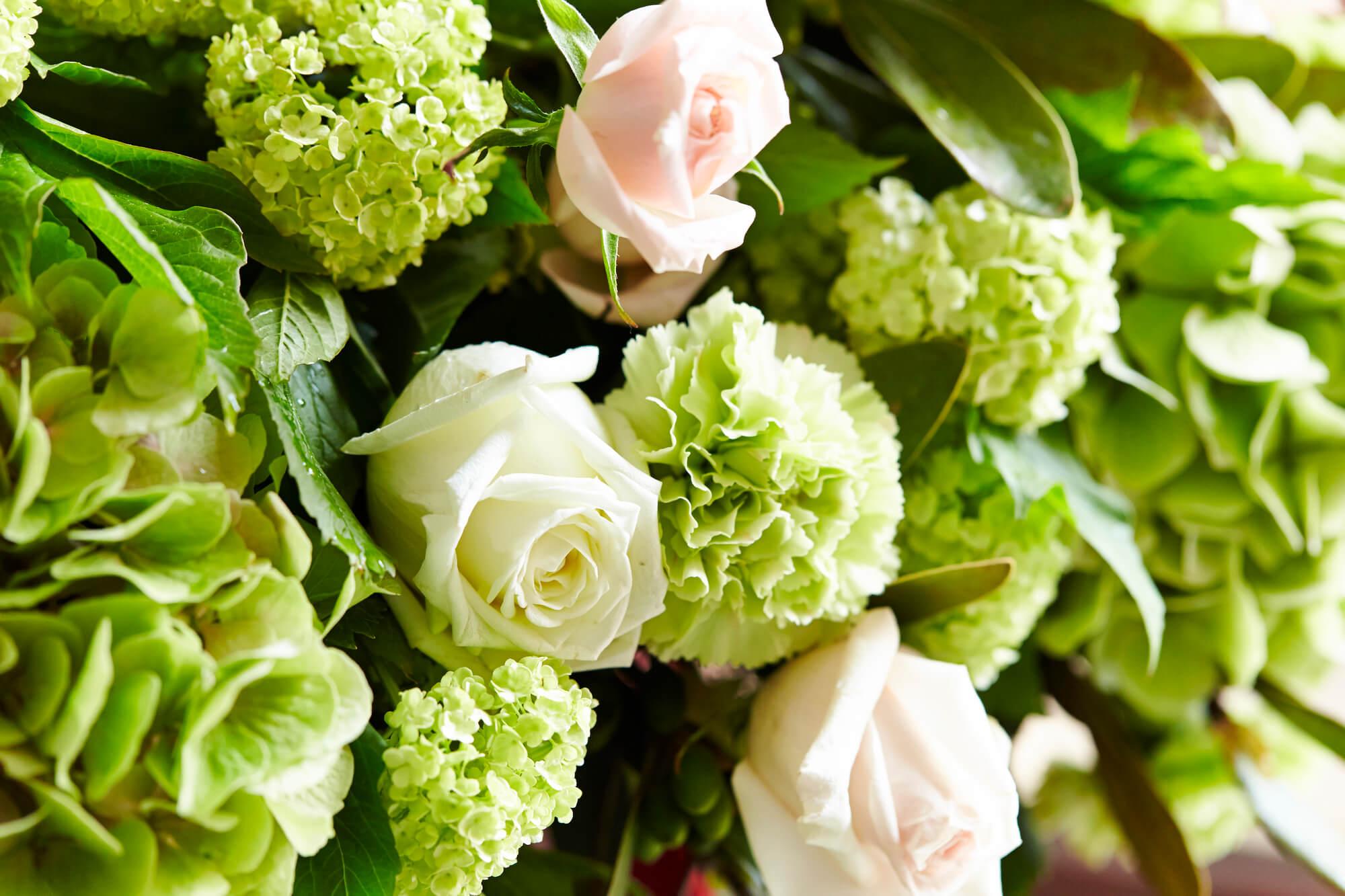 結婚記念日にふさわしい誕生花とすてきな花言葉