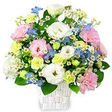 四十九日法要以降に贈る献花