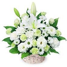 通夜・葬儀に贈る献花