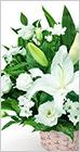 【お盆】白上がりのお供え花