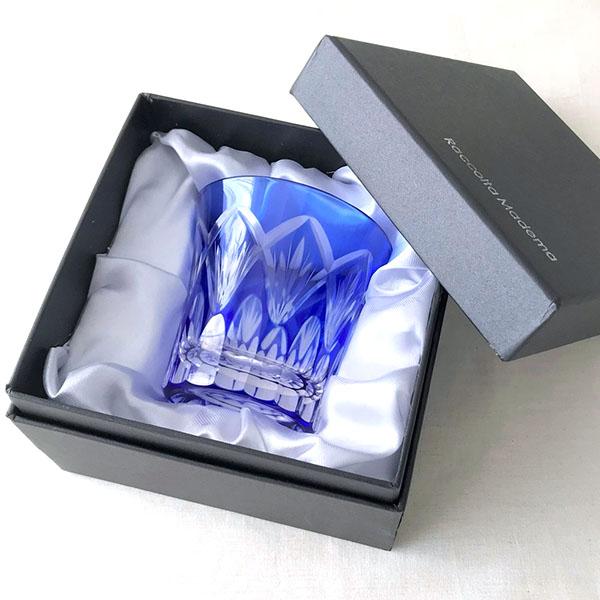 繊細なデザインの切子グラス |父の日プレゼント特集2020