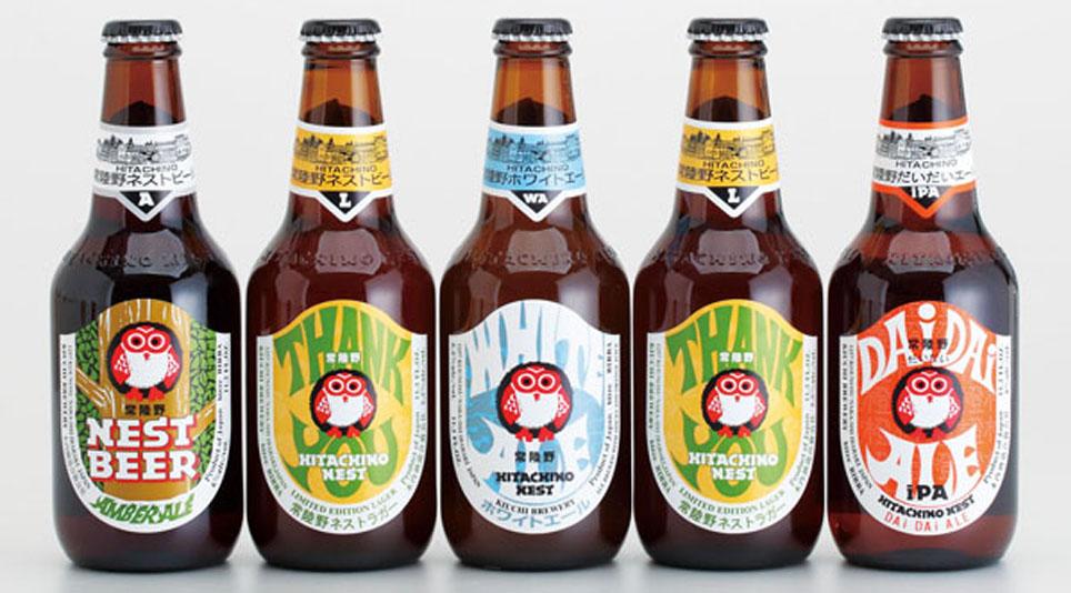 【木内酒造】父の日限定 常陸野ネストビール5本セット