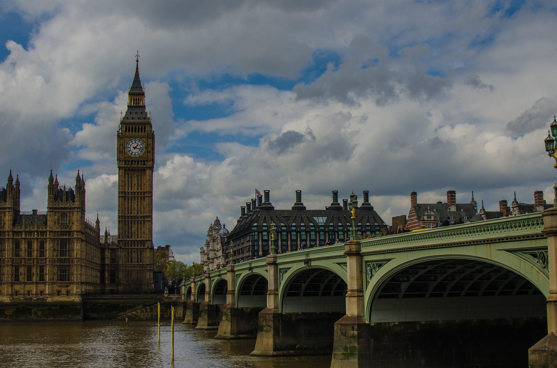 イギリスの敬老の日