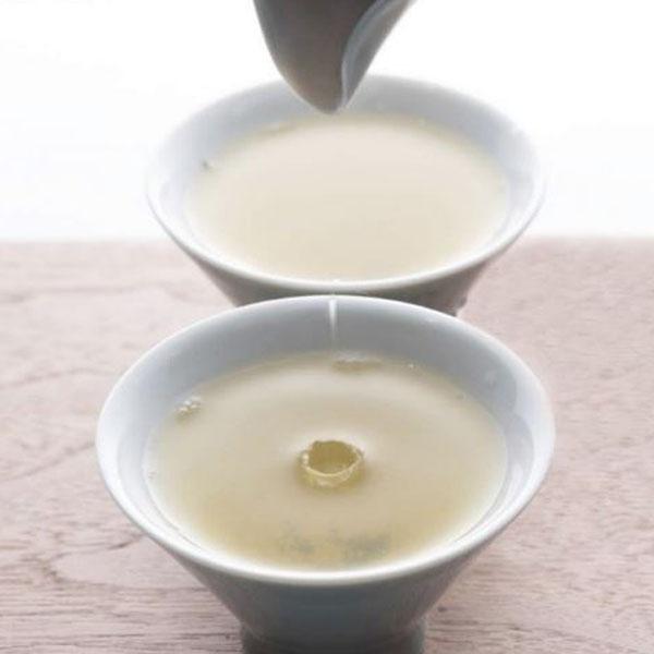 3種類の茶葉をお楽しみいただけます