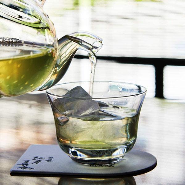 厳選された茶葉をオリジナルブレンドした逸品です