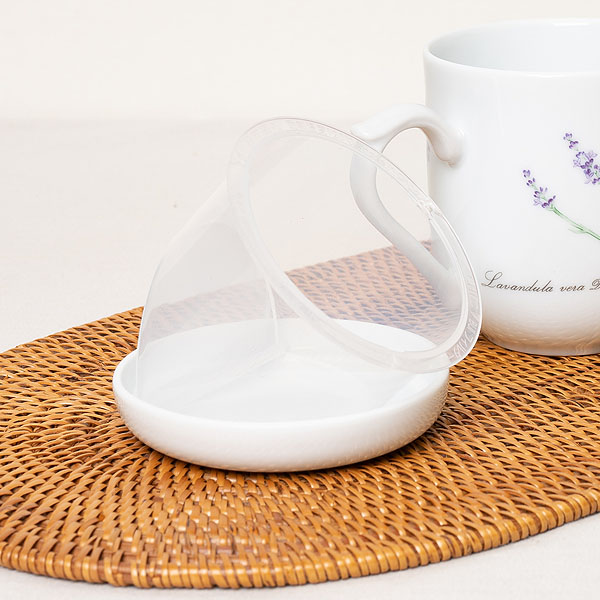 お茶のおいしさを引き出すフィルター