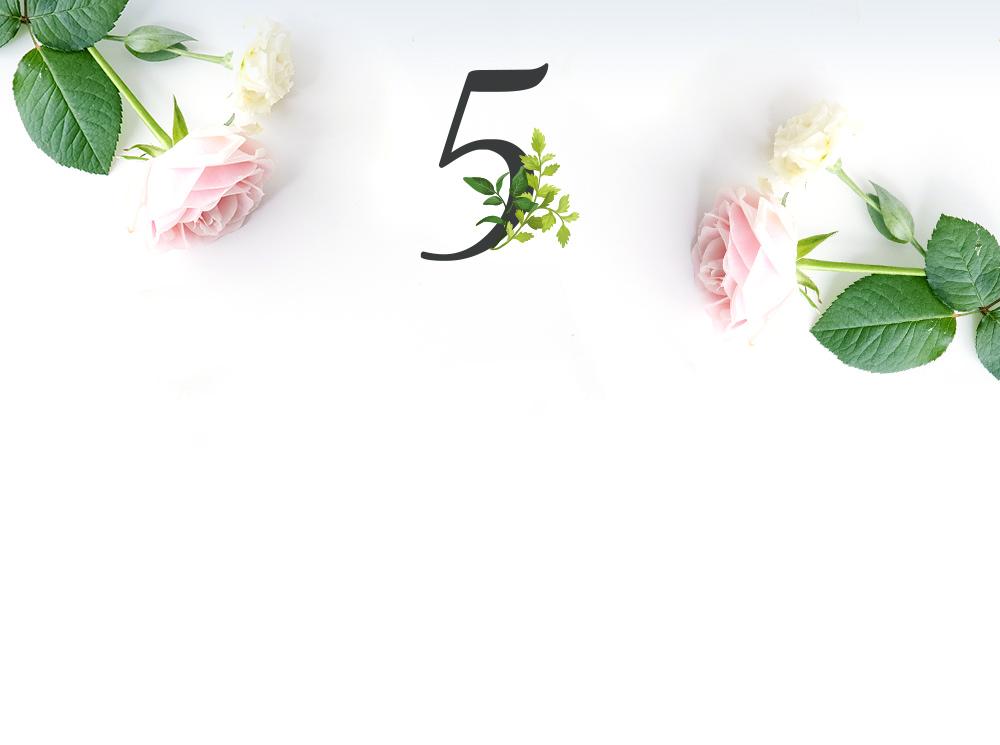 マインドナンバー5