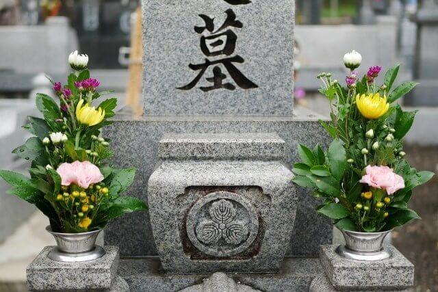 お墓・仏壇にお供えする花のスタイル