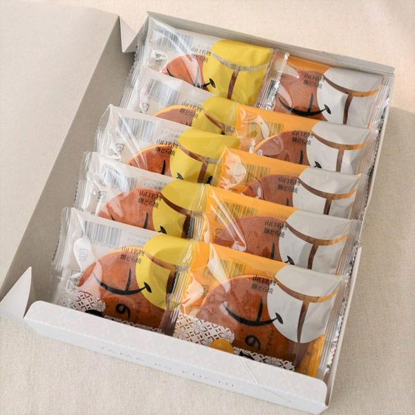 個包装で食べやすく、お茶のおともにぴったり
