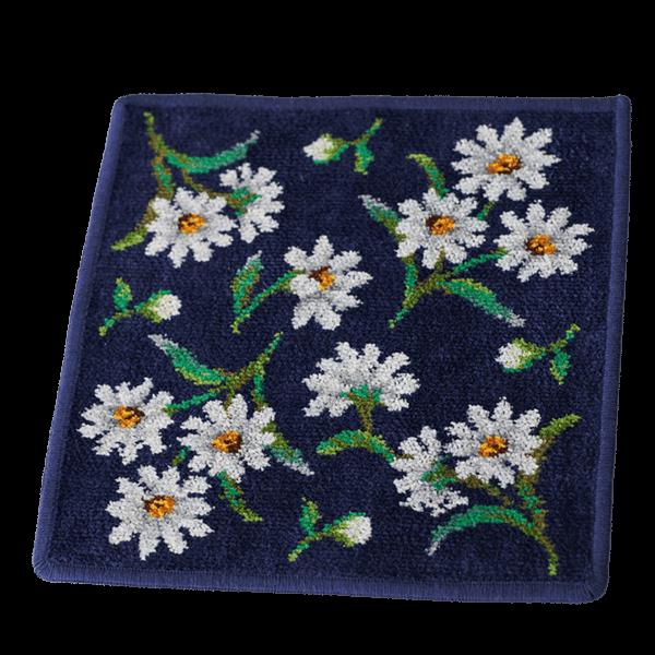 【フェイラー】ホワイトマーガレットハンカチ|花キューピットの母の日におすすめ!人気のプレゼント特集 2019