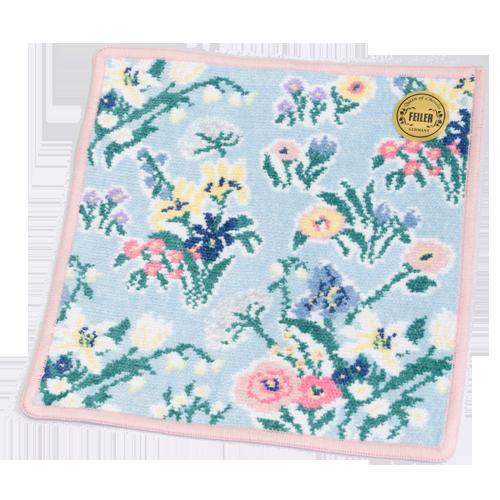 【フェイラー】 プランタンプロムナード ハンカチ|花キューピットの母の日におすすめ!人気のプレゼント特集 2020