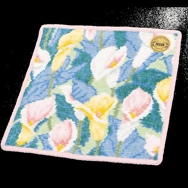 【フェイラー】フェリークカラー ハンカチ |花キューピットの母の日におすすめ!人気のプレゼント特集 2021