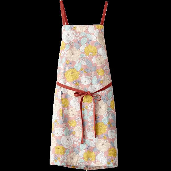【数量限定】ラップエプロン(花柄・ピンク)|花キューピットの母の日におすすめ!人気のプレゼント特集 2019