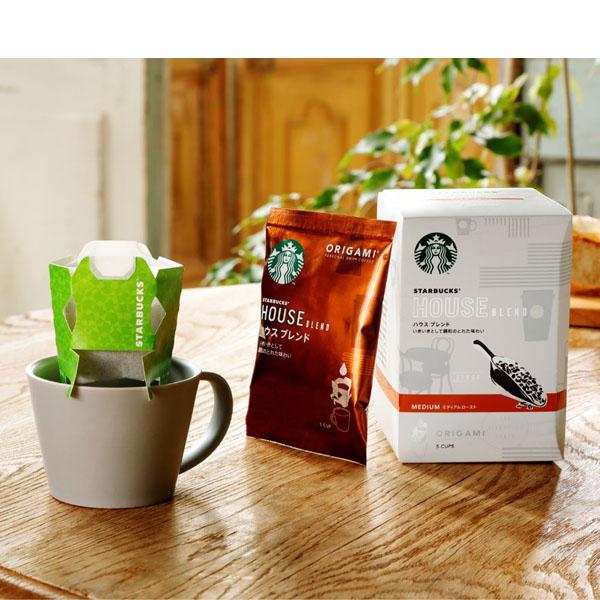 スターバックス オリガミ® パーソナルドリップ® コーヒーギフト|花キューピットの母の日におすすめ!人気のプレゼント特集 2021