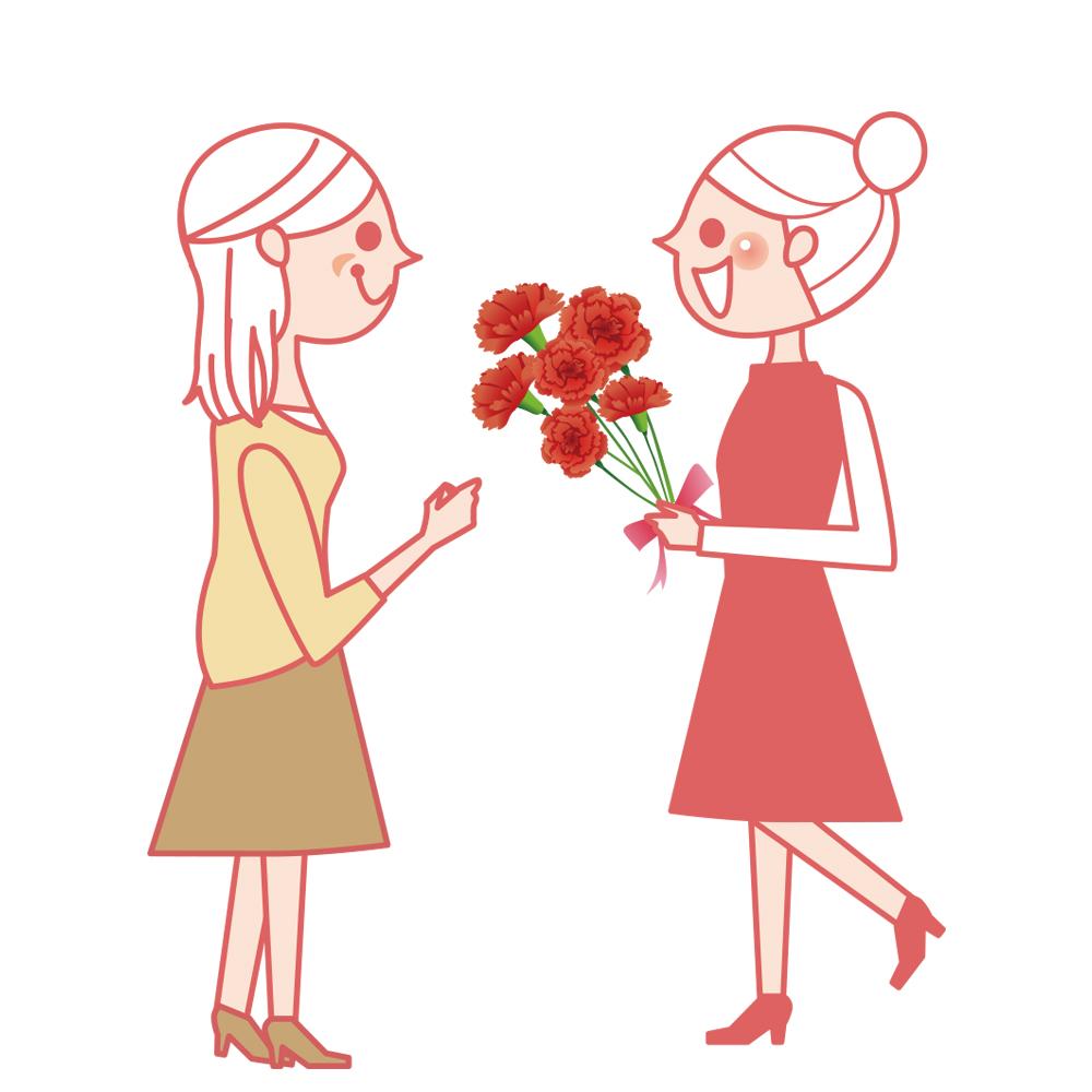 花キューピットで母の日にお花を贈って…|母の日プレゼント特集2019