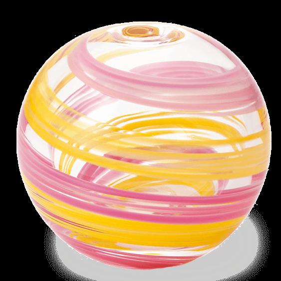 【津軽びいどろ】一輪挿し(桜風)|花キューピットの母の日におすすめ!人気のプレゼント特集 2019