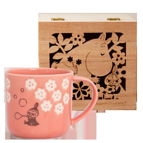 ムーミン  木箱入りマグ|花キューピットの母の日におすすめ!人気のプレゼント特集 2020