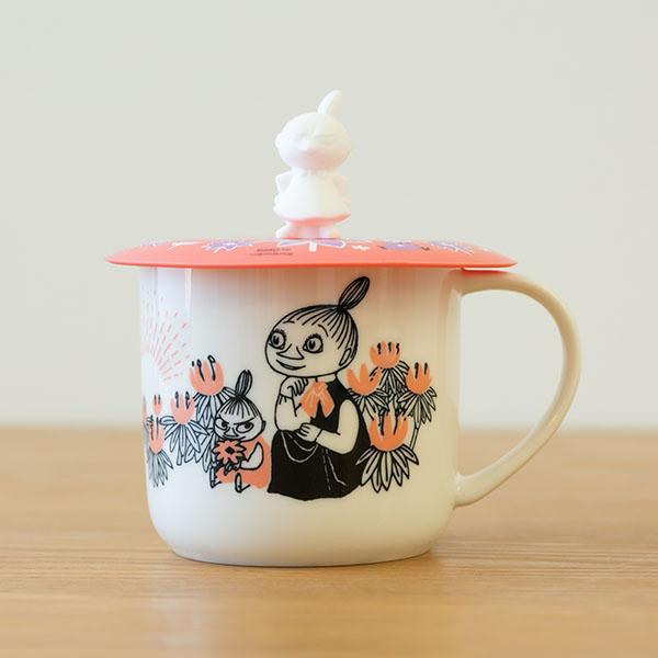 可愛らしいリトルミイのマグカップ