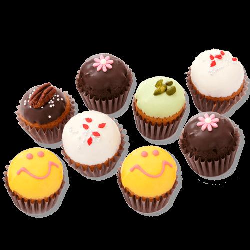 【チャプチーノ】ベイクド・カップケーキ|花キューピットの母の日におすすめ!人気のプレゼント特集 2019