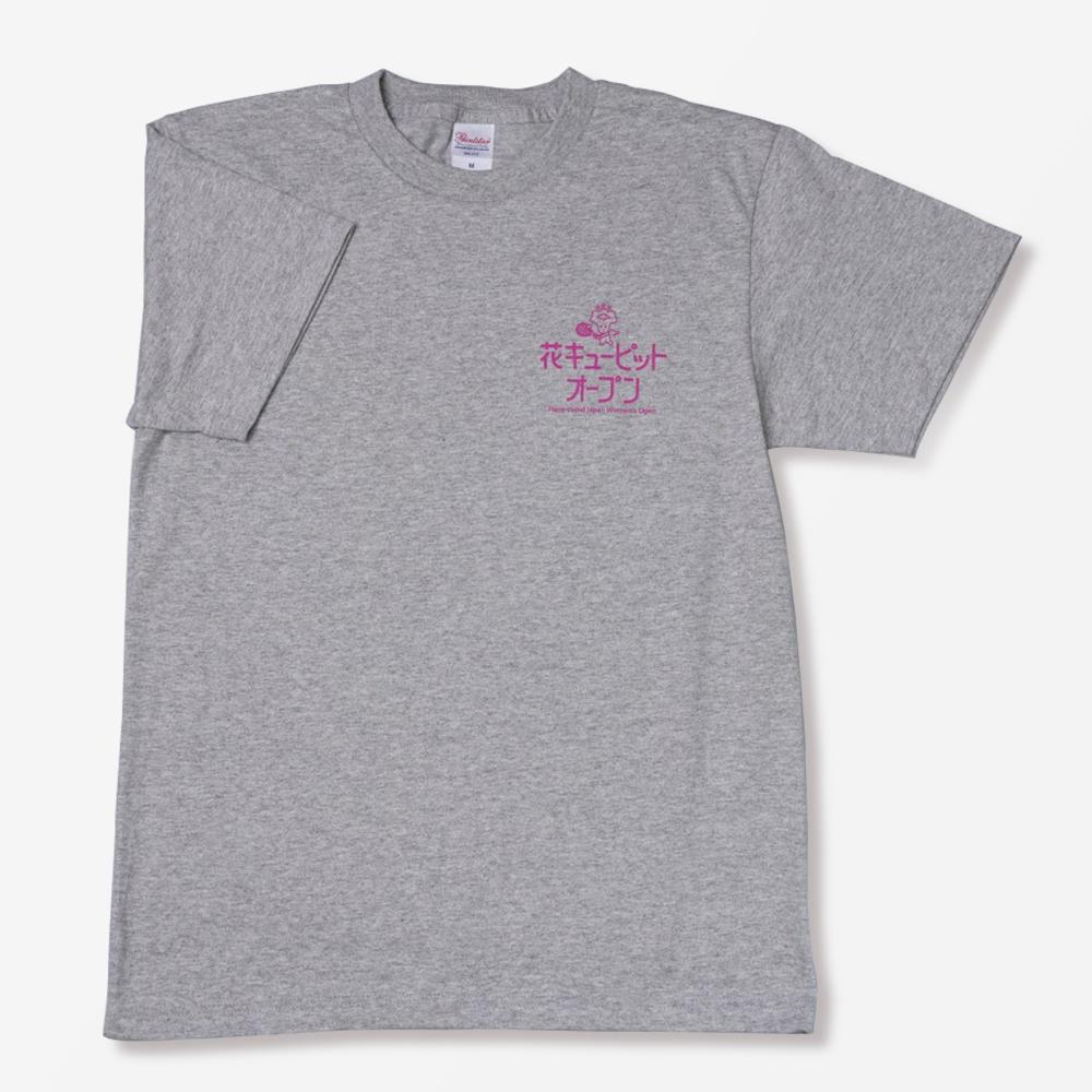 花キューピットオープンTシャツ