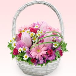 おまかせフラワー花束|ホワイトデー2020