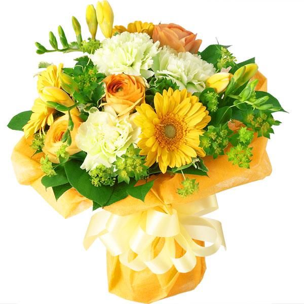 【ホワイトデー】春のブーケ 111013 |花キューピットのホワイトデー