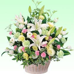 7,000円~9,000円台のお花|お供え・お悔やみの花を選ぶ