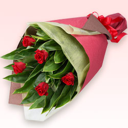 【予算で選ぶ  3000円から】赤バラの花束