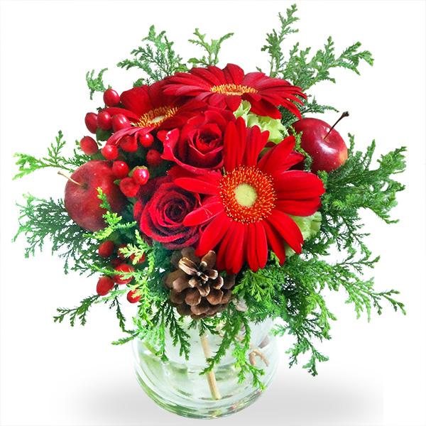【冬の花贈り特集】ウィンターグラスブーケ 511615 |花キューピットの2019冬の花贈り特集特集