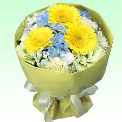【ペット用フラワーギフト・お供え】お供え花束