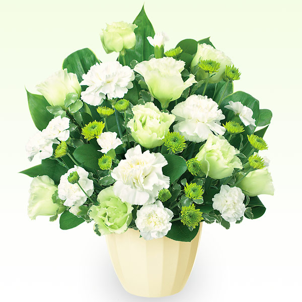 【お供え・お悔やみの献花】お供え用のアレンジメント