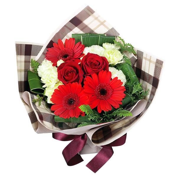 【冬の花贈り特集】花キューピットブーケ 511808 |花キューピットの2019冬の花贈り特集特集