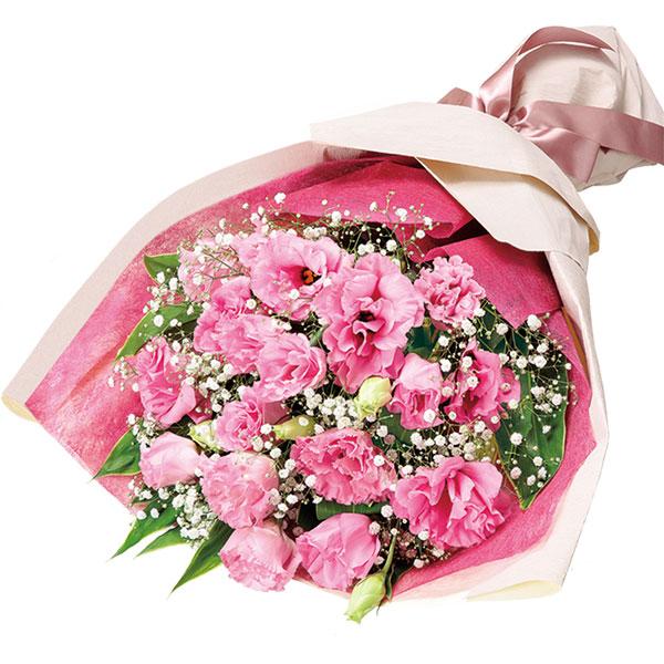 【結婚記念日】トルコキキョウの花束