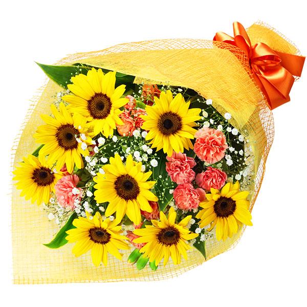 【花束】ひまわりの花束