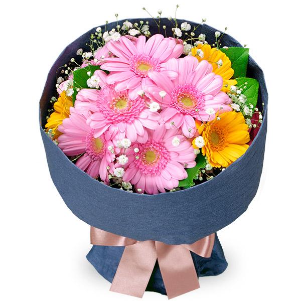 【11月の誕生花(ガーベラ等)】ガーベラの花キューピットブーケ