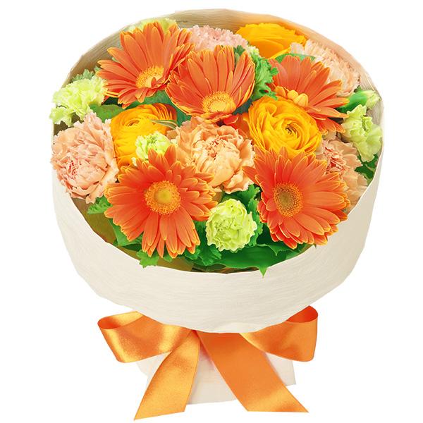 【卒園卒業・入園入学祝い】ガーベラとラナンキュラスのブーケ