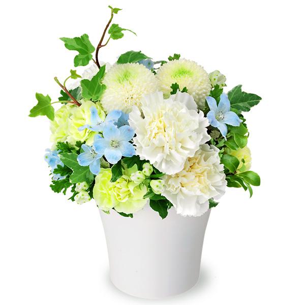 お供えのアレンジメント 511978 |花キューピットの2019 お盆(新盆・初盆)