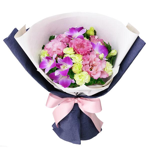 【結婚記念日】ピンクデンファレのブーケ