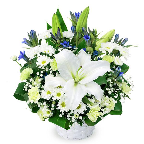 【敬老の日】(フォーエバーグランパ・グランマ)お供えのアレンジメント 512070 |花キューピットの敬老の日プレゼント特集2019