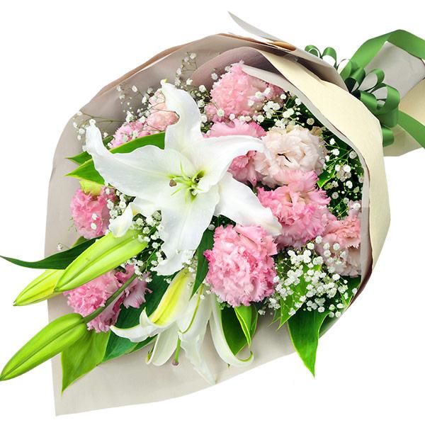 【四十九日法要以降に贈る献花】お供えの花束