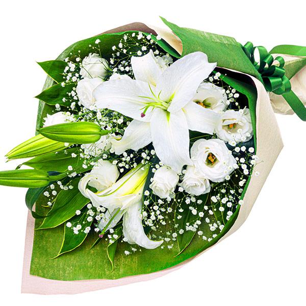 【お盆・新盆】お供えの花束 512080 |花キューピットのお盆・新盆特集2020