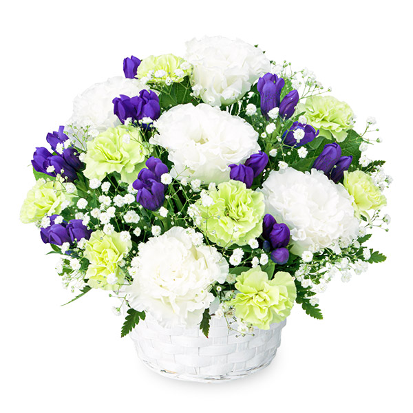 【お盆・新盆】お供えのアレンジメント 512096 |花キューピットのお盆・新盆特集2020