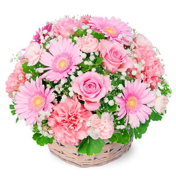 【卒園卒業・入園入学祝い】ピンクのアレンジメント