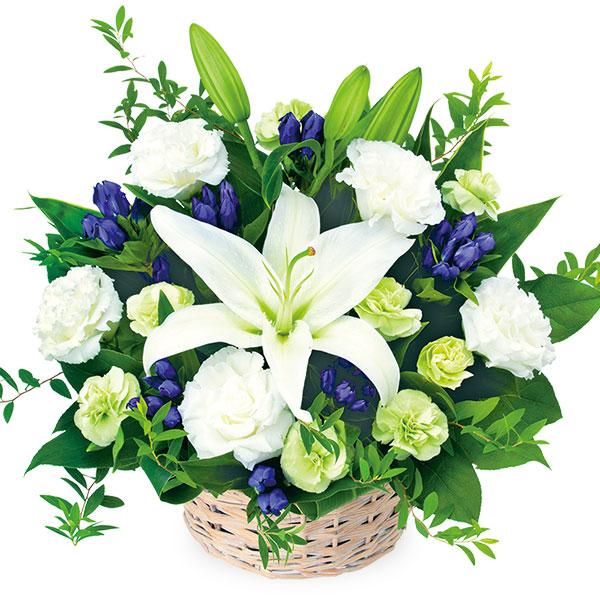 【お盆・新盆】お供えのアレンジメント 512228 |花キューピットのお盆・新盆特集2020
