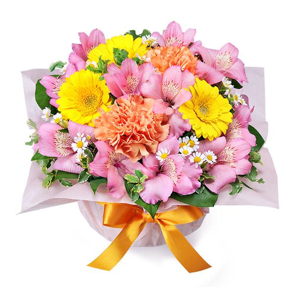 【4月の誕生花(アルストロメリア)】4月のバースデーアレンジメント