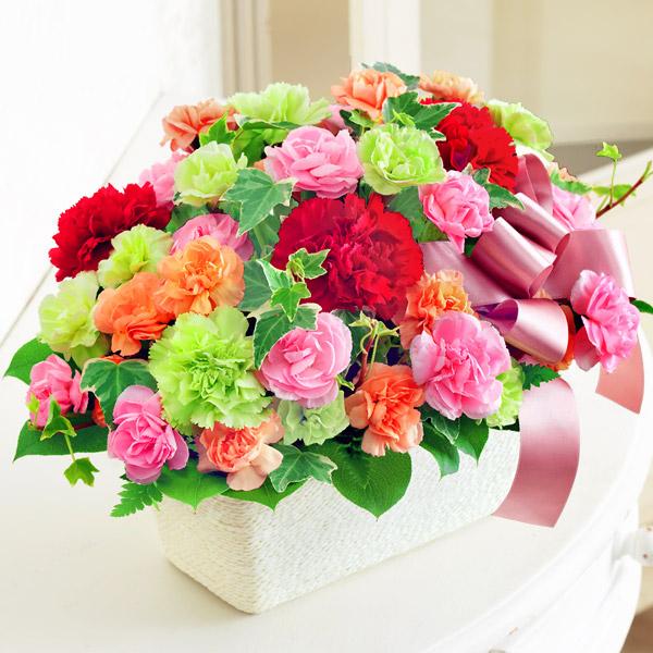 【母の日】ハッピー 521287 |花キューピットの2019母の日プレゼント特集