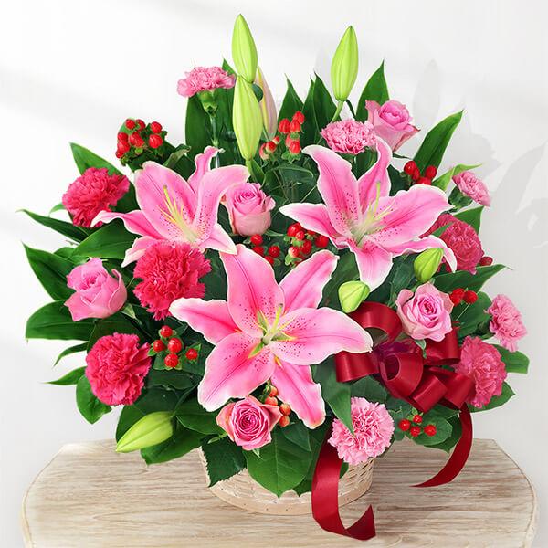 【母の日】豪華なアレンジメント 521291 |花キューピットの2019母の日プレゼント特集
