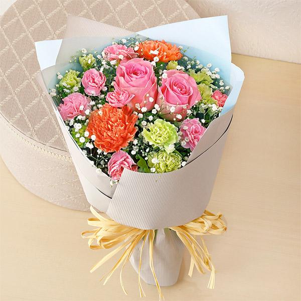 【母の日】ティーブーケ 521295 |花キューピットの母の日プレゼント特集2020