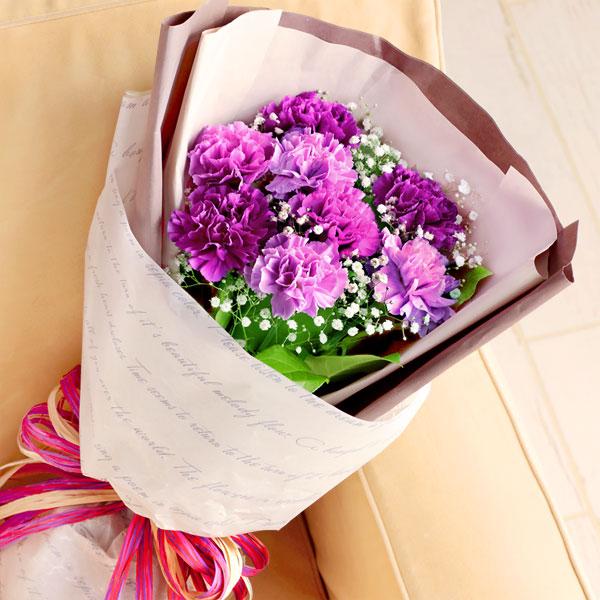 【母の日】幸せを願うブーケ 521297 |花キューピットの2019母の日プレゼント特集